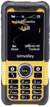 simvalley MOBILE XT-710 Apogee Datenblatt - Foto des simvalley MOBILE XT-710 Apogee