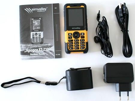 simvalley MOBILE XT-710