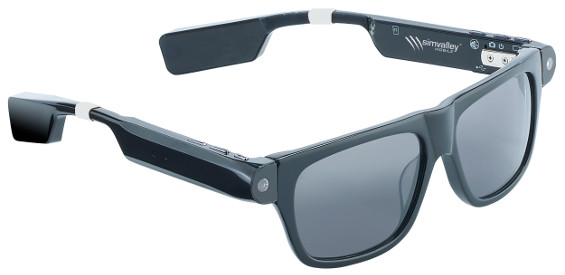 Simvalley Smart Glasses SG-100.bt