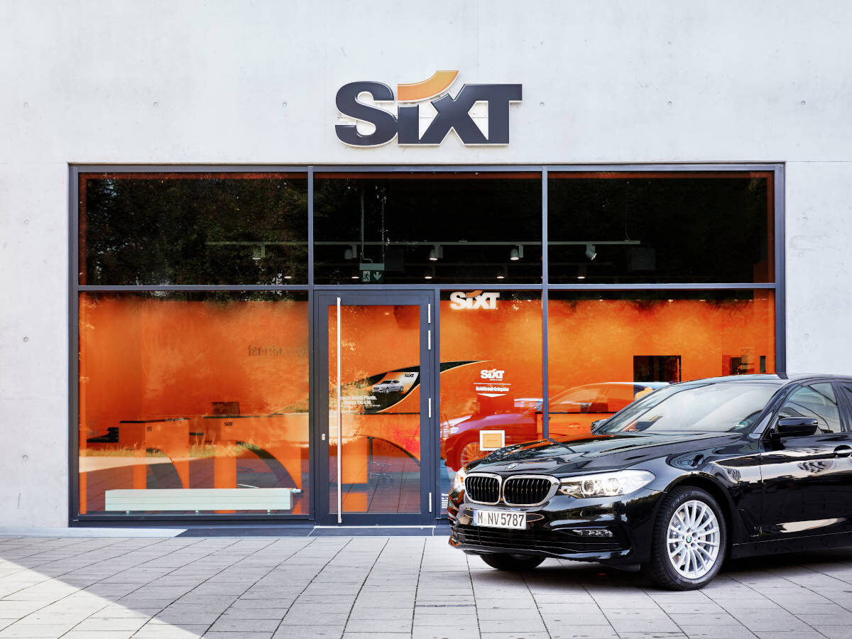 Sixt Station