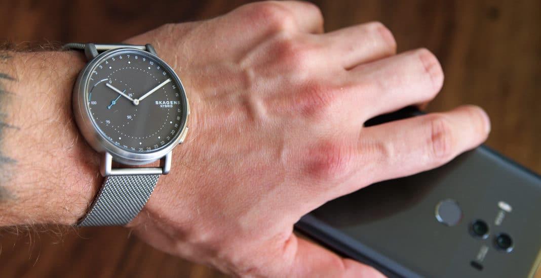 Skagen Hybrid-Smartwatch Connected