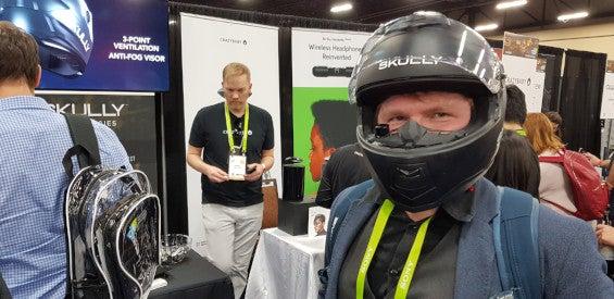 Skully AR-Helm