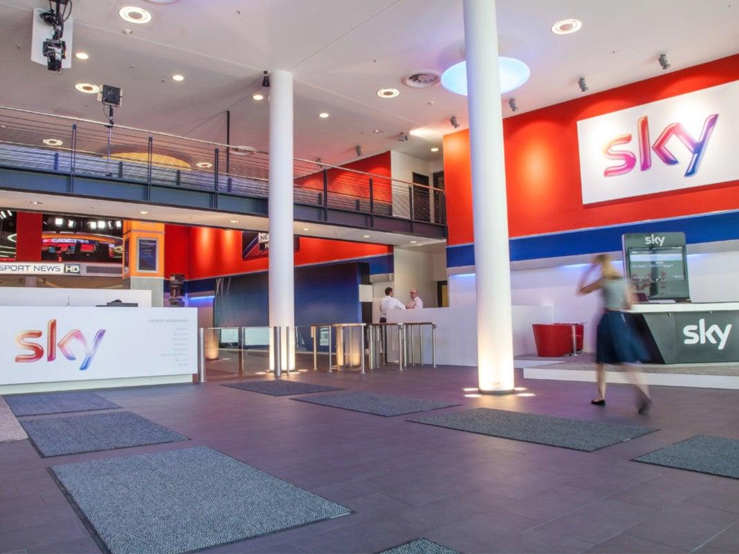 Sky Deutschland Hauptsitz