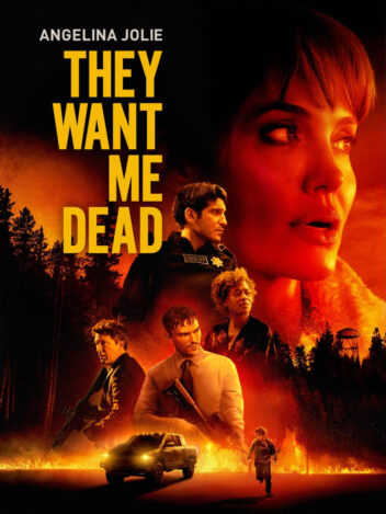They Want Me Dead Poster