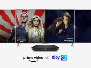 Prime Video bei Sky