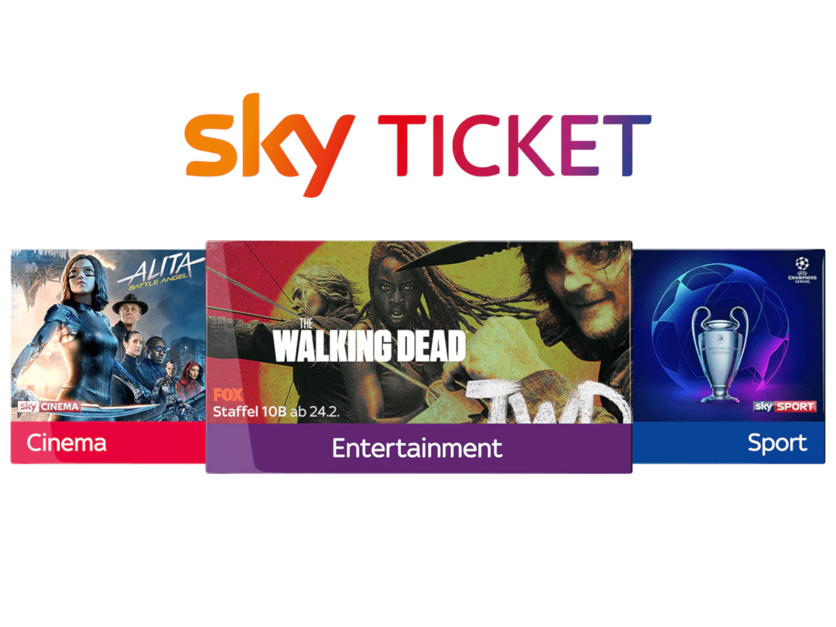 Sky Ticket Paypal