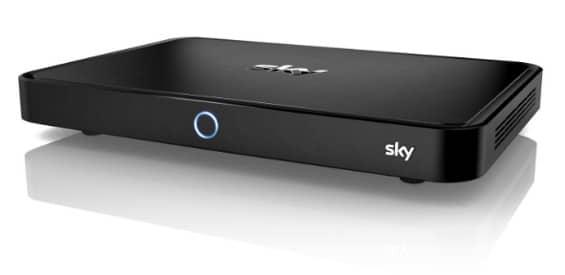 Sky UHD Receiver