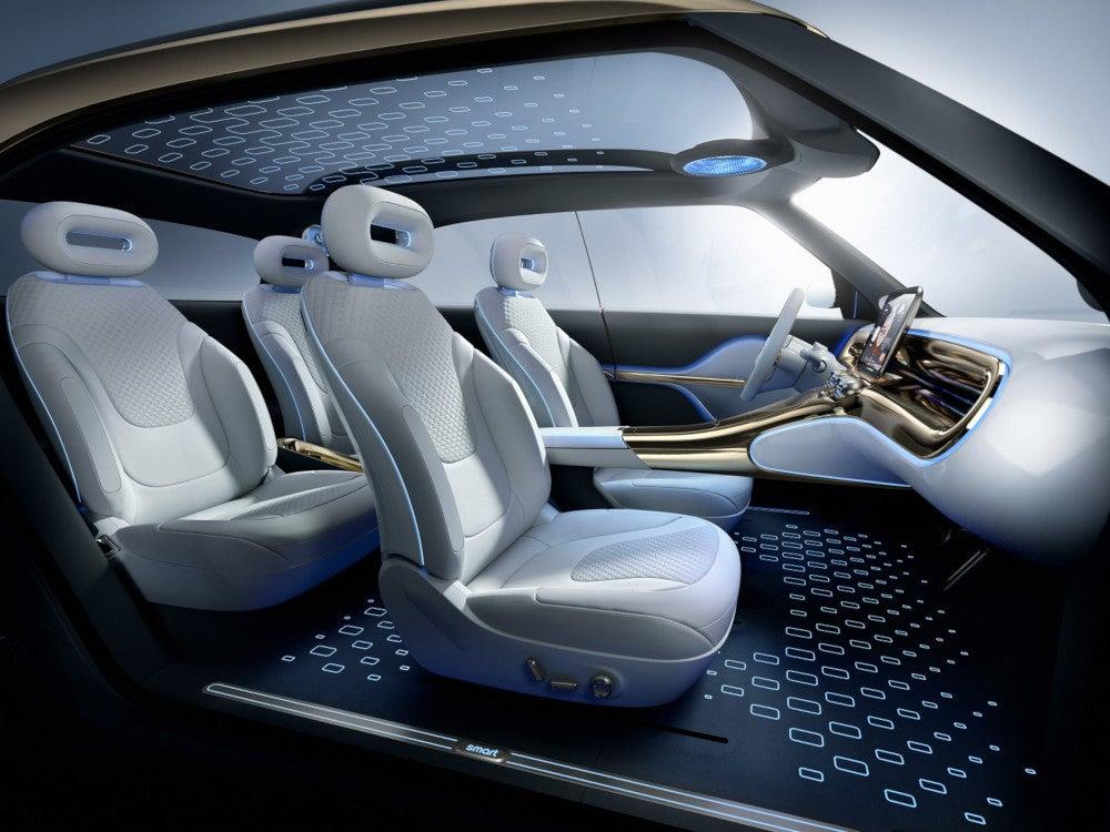 Smart Concept 1 Interieur