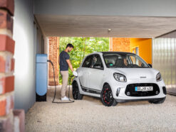 Smart fortwo edition one