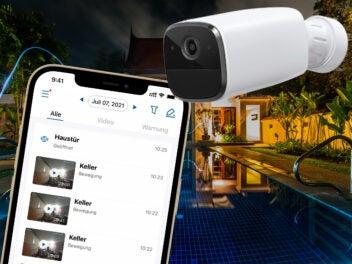Smart Home Kamera kaufen: So hast du dein Zuhause immer im Blick