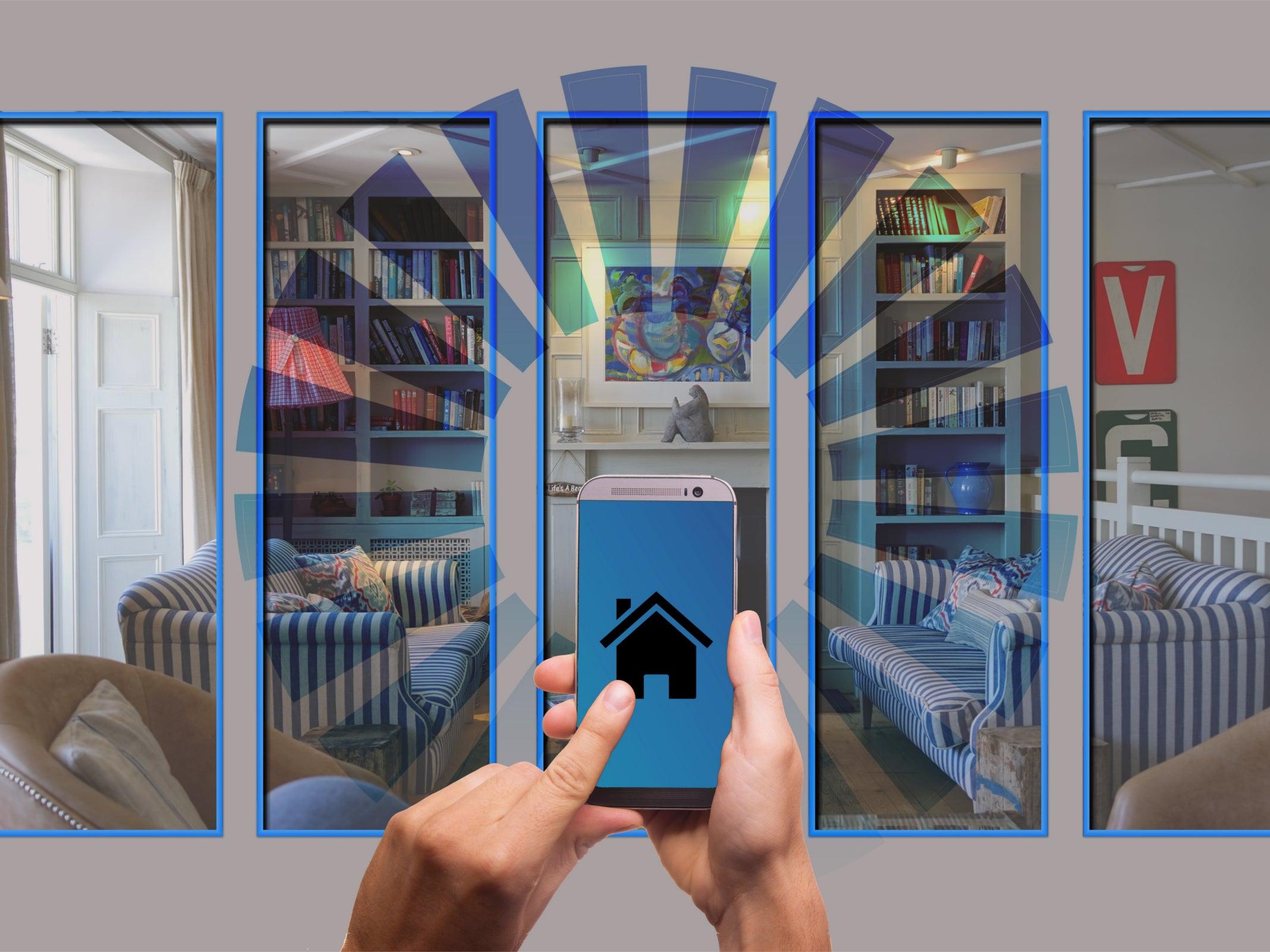 Symbolbild für den Themenbereich Smart Home