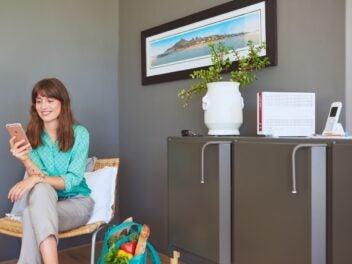 Smart Home mit der FritzBox.