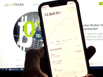 Smartphone Trading