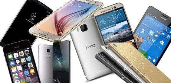 Smartphones bis 400 Euro