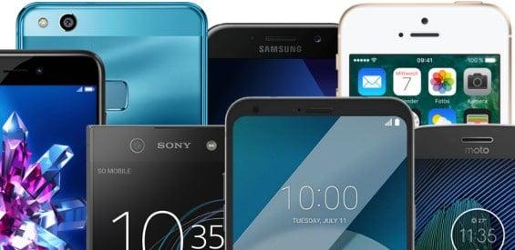 Smartphones unter 300 Euro