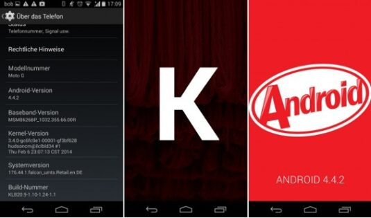 "So findet man das ""Easter Egg"" in Android KitKat 4.4.2"