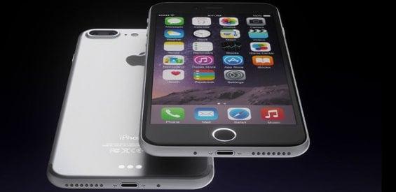 So könnte das neue iPhone 7 nach Martin Hajek aussehen