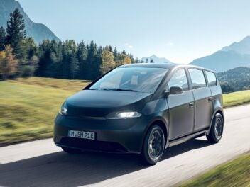 Solar-E-Auto Sion von Sono Motors