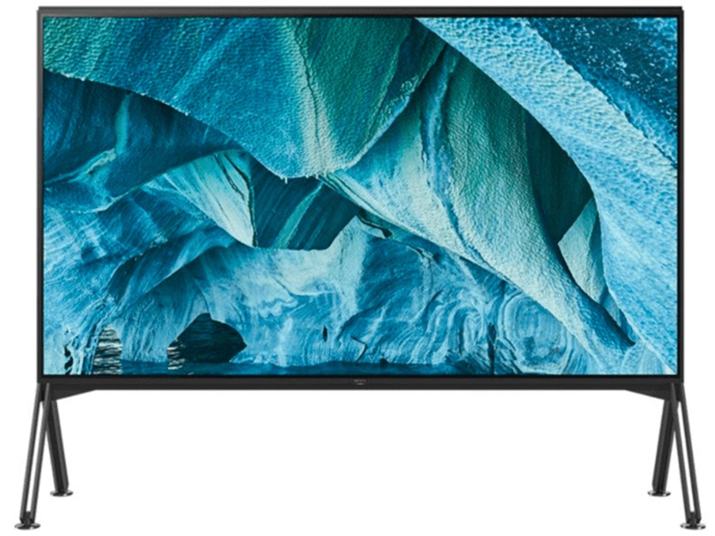 Sony-Fernseher mit 98 Zoll für 80.000 Euro