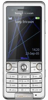Sony C510 Datenblatt - Foto des Sony C510