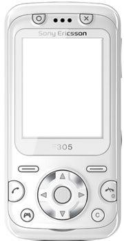 Sony F305 Datenblatt - Foto des Sony F305