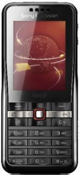 Sony G502 Datenblatt - Foto des Sony G502