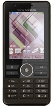 Sony G900 Datenblatt - Foto des Sony G900