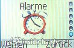 Sony Ericsson J110i: Alarme