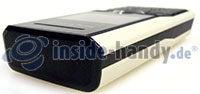 Sony Ericsson J110i: Draufsicht oben links