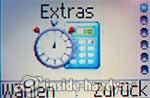 Sony Ericsson J110i: Extras