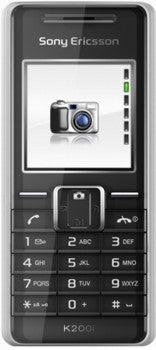 Sony K200i Datenblatt - Foto des Sony K200i