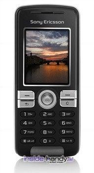 Sony K510i Datenblatt - Foto des Sony K510i