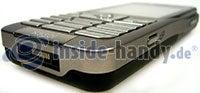 Sony Ericsson k530i: Ansicht unten rechts