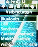 Sony Ericsson k530i: Verbindungen