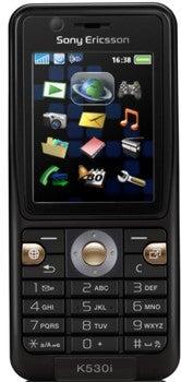Sony K530i Datenblatt - Foto des Sony K530i