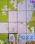 Sony Ericsson K550i: PuzzleSlider