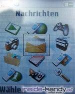 Sony Ericsson K600i - Nachrichten