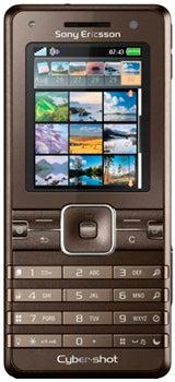 Sony K770i Datenblatt - Foto des Sony K770i