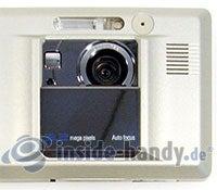 Sony Ericsson K810i: Kamera