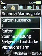 Sony Ericsson k850i: Einstellungen