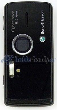 Sony Ericsson k850i: Kamera