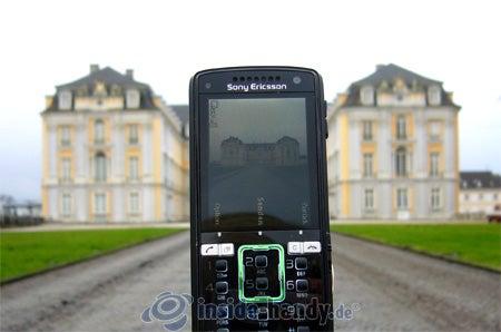Sony Ericsson k850i: Schloss