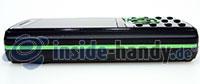 Sony Ericsson k850i: Seitenansicht links