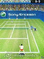 Sony Ericsson k850i: Tennis