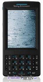 Sony M600i Datenblatt - Foto des Sony M600i