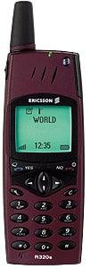 Sony R 320s Datenblatt - Foto des Sony R 320s
