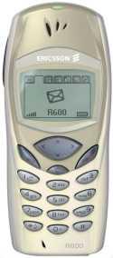 Sony Ericsson R 600