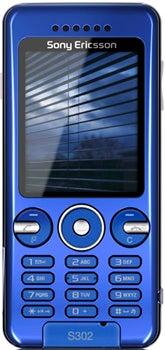 Sony Ericsson S302 Snapshot
