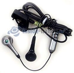 Sony Ericsson S500i: Headset