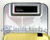 Sony Ericsson S500i: Kamera